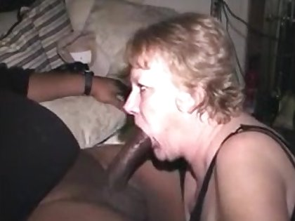 Energized grandma sucking bbc together with acquire cum in indiscretion